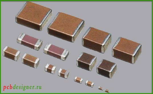 Керамические чип-конденсаторы
