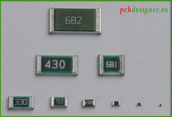 чип-резисторы