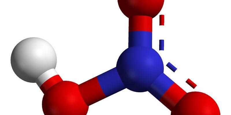 Травление печатных плат азотной кислотой