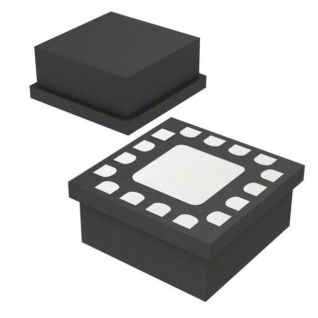 Микросхема в корпусе LFQFN-16 с exposed pad