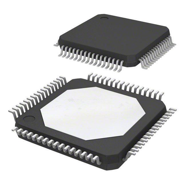 Микросхема в корпусе LQFP-64 с exposed pad