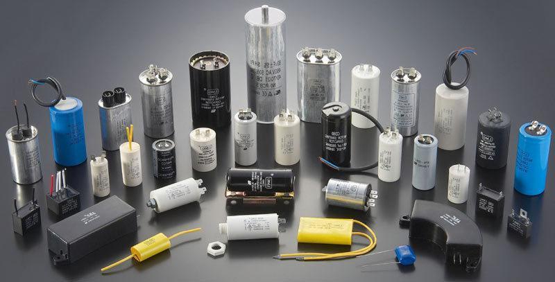 Документация на конденсаторы