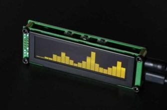 Светодиодные и семисегментные индикаторы, дисплеи