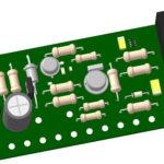Электронное выпрямительное устройство 3D компоновка