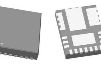 Скачать 3D step model DC-DC преобразователя IR3853