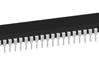 3D модель корпуса DIP-48P-M02