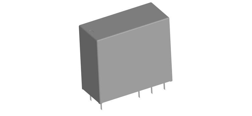 3D модель реле G2R-1-E