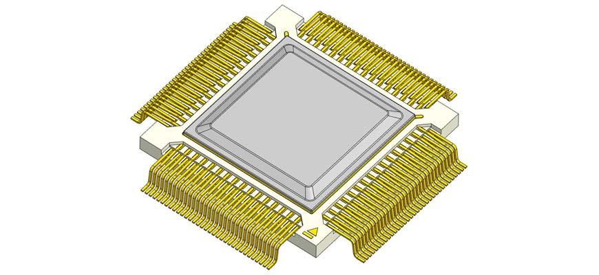 3D модель корпуса 4229.132-3