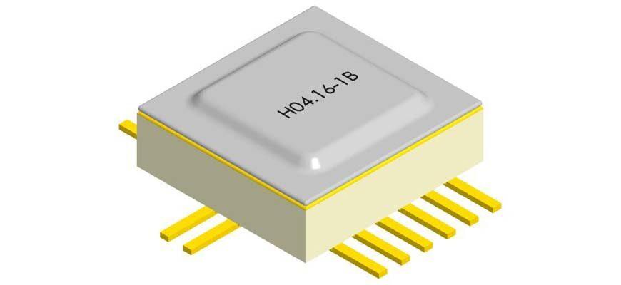 3D модель корпуса Н04.16-1В