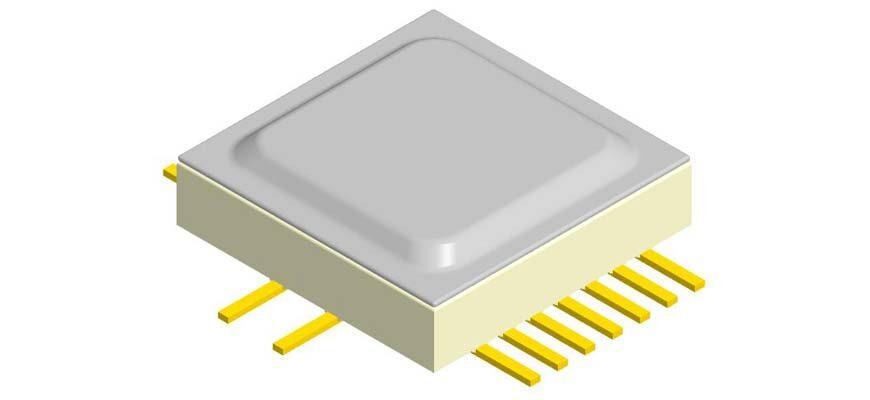 3D модель корпуса Н09.18-1В